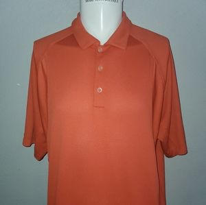 Nike Golf Polo Red XL Excellent Condition